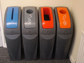 Mini Executive Bins